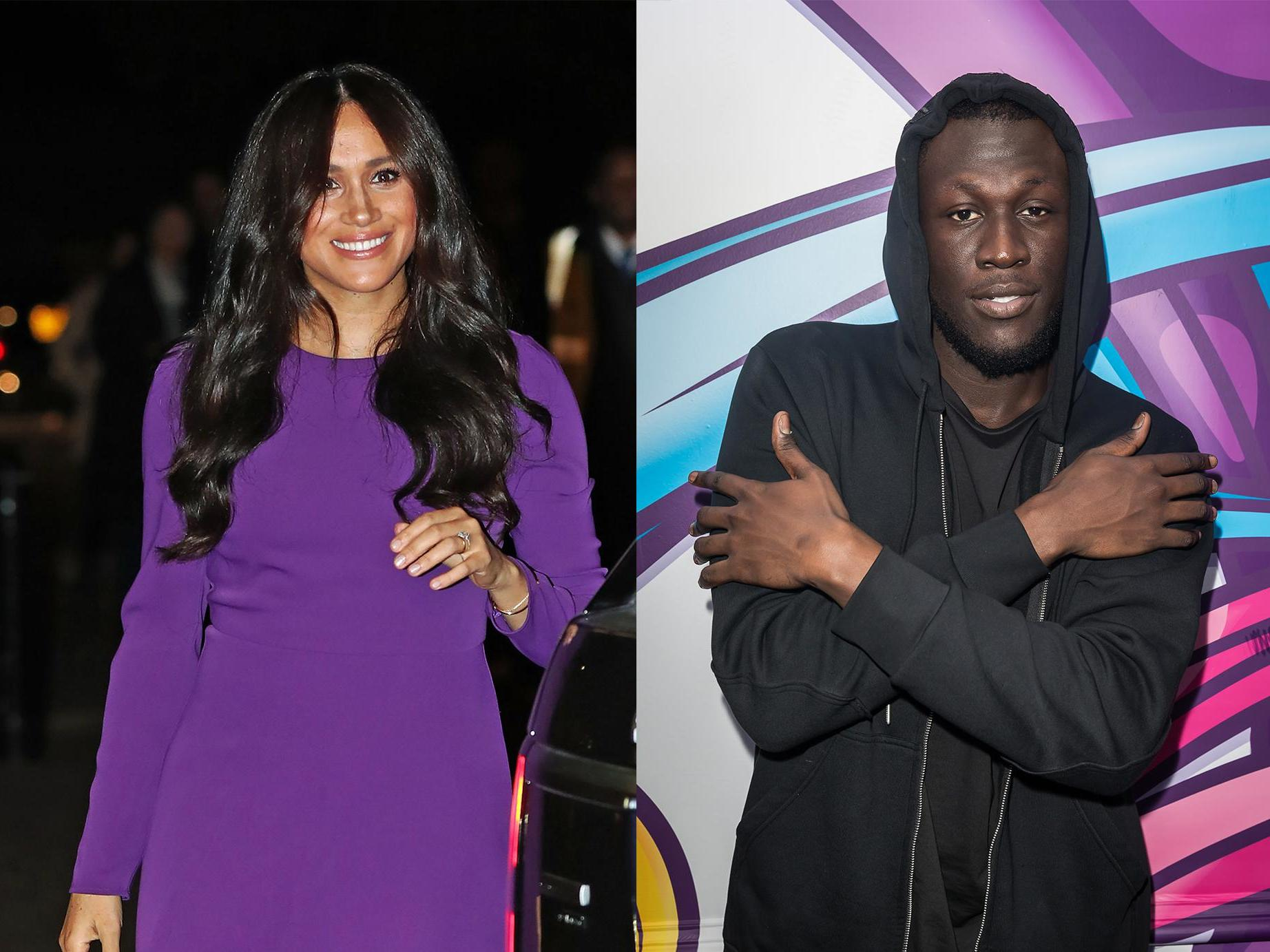 Powerlist 2020: Meghan Markle and Stormzy named among Britain's most influential black people