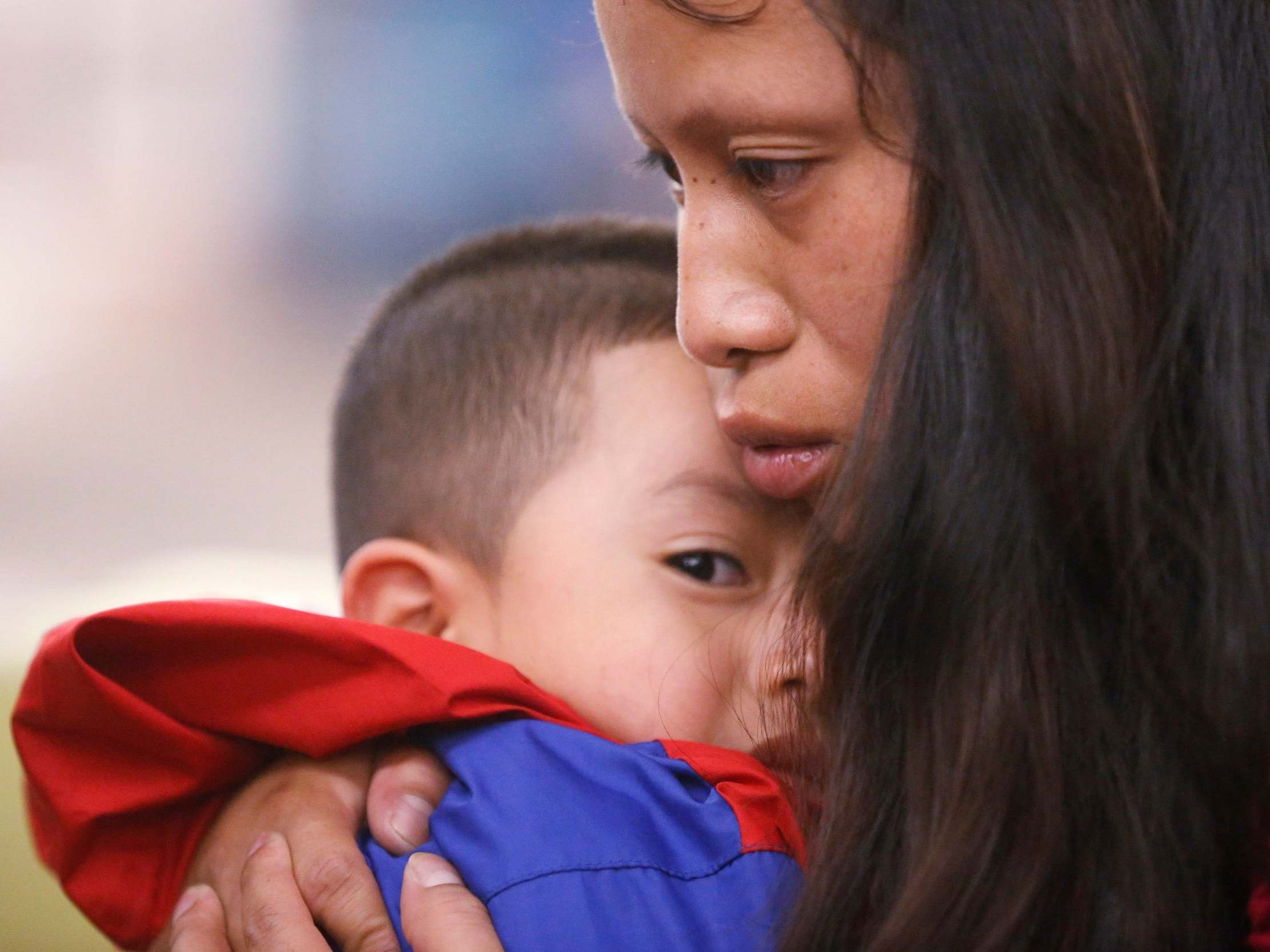 1,500 more migrant children separated from parents at US border than previously admitted, ACLU says