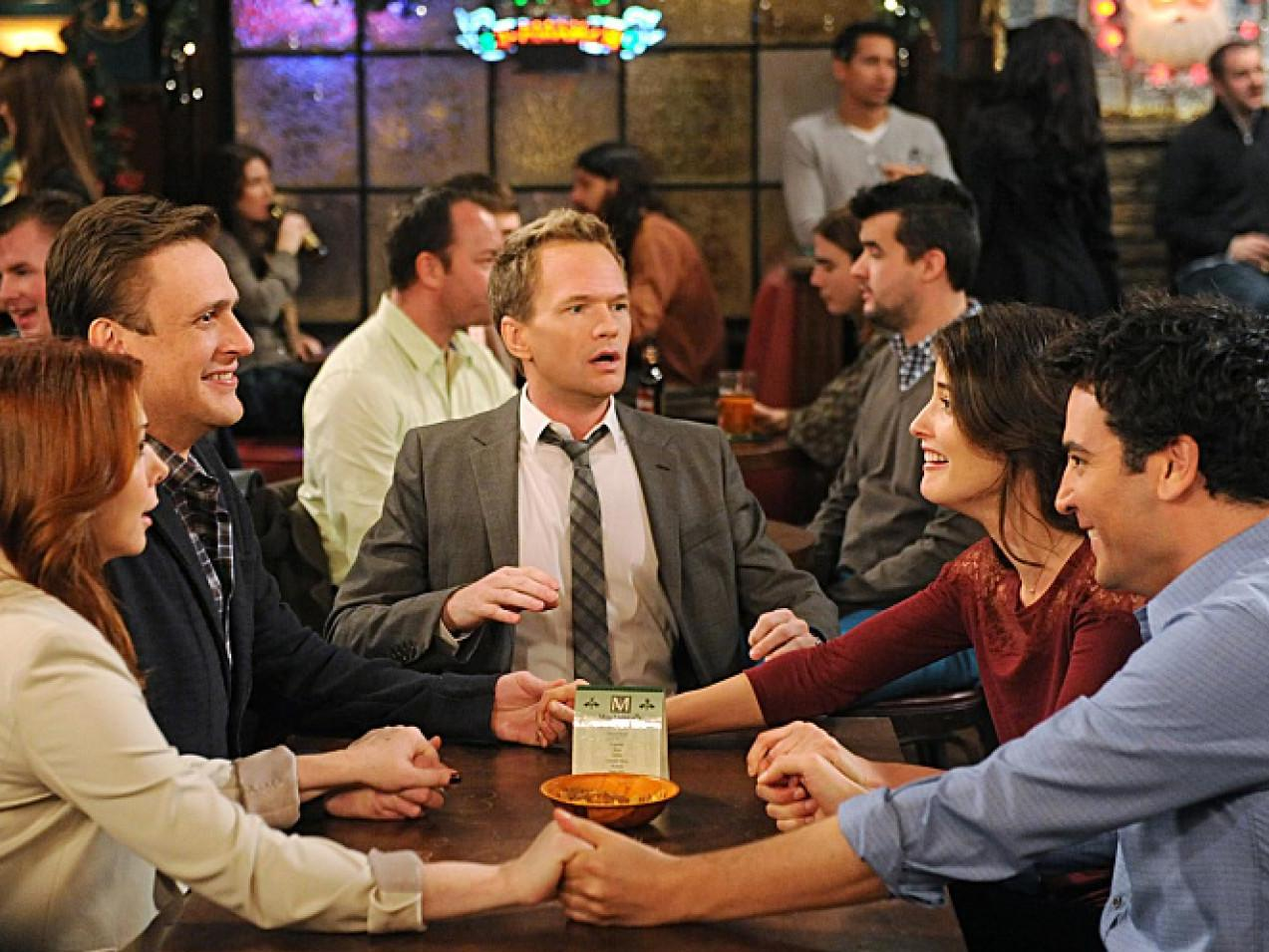 Image result for How I Met Your Mother Or Friends: We Put A End To Debate Of The Decade