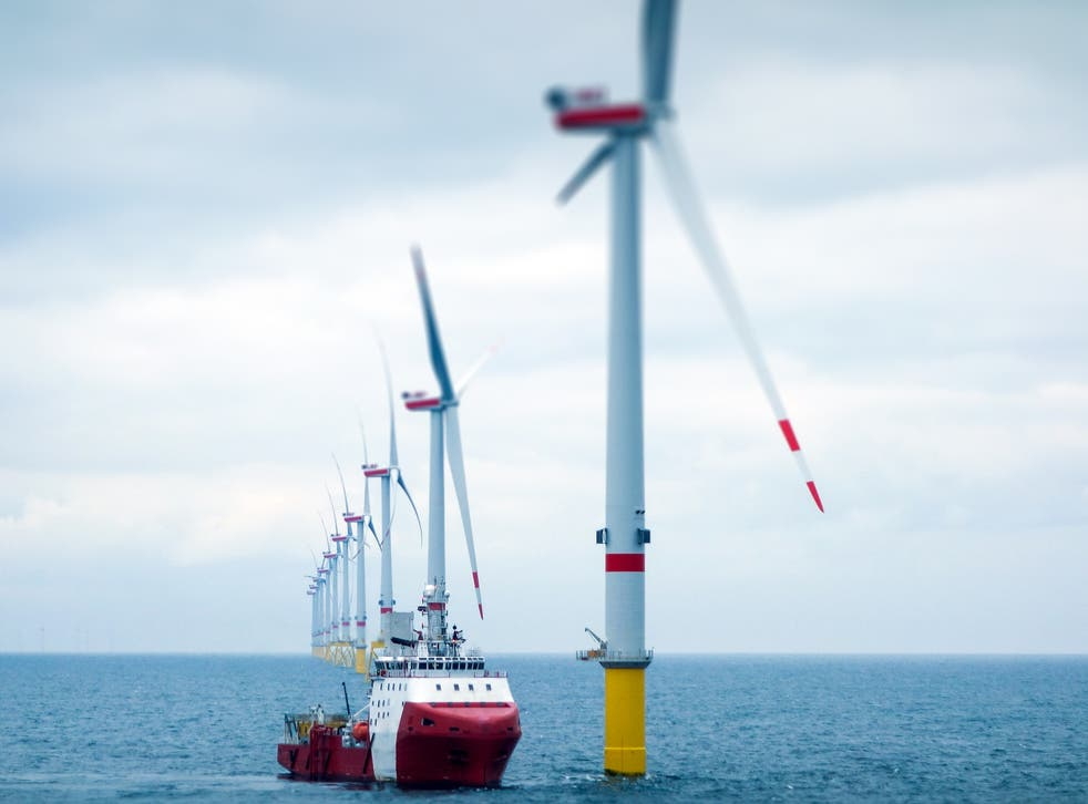 The UK is on course to lose its crown as the nation producing most offshore wind power as huge capacity is due to be in place in China by 2025
