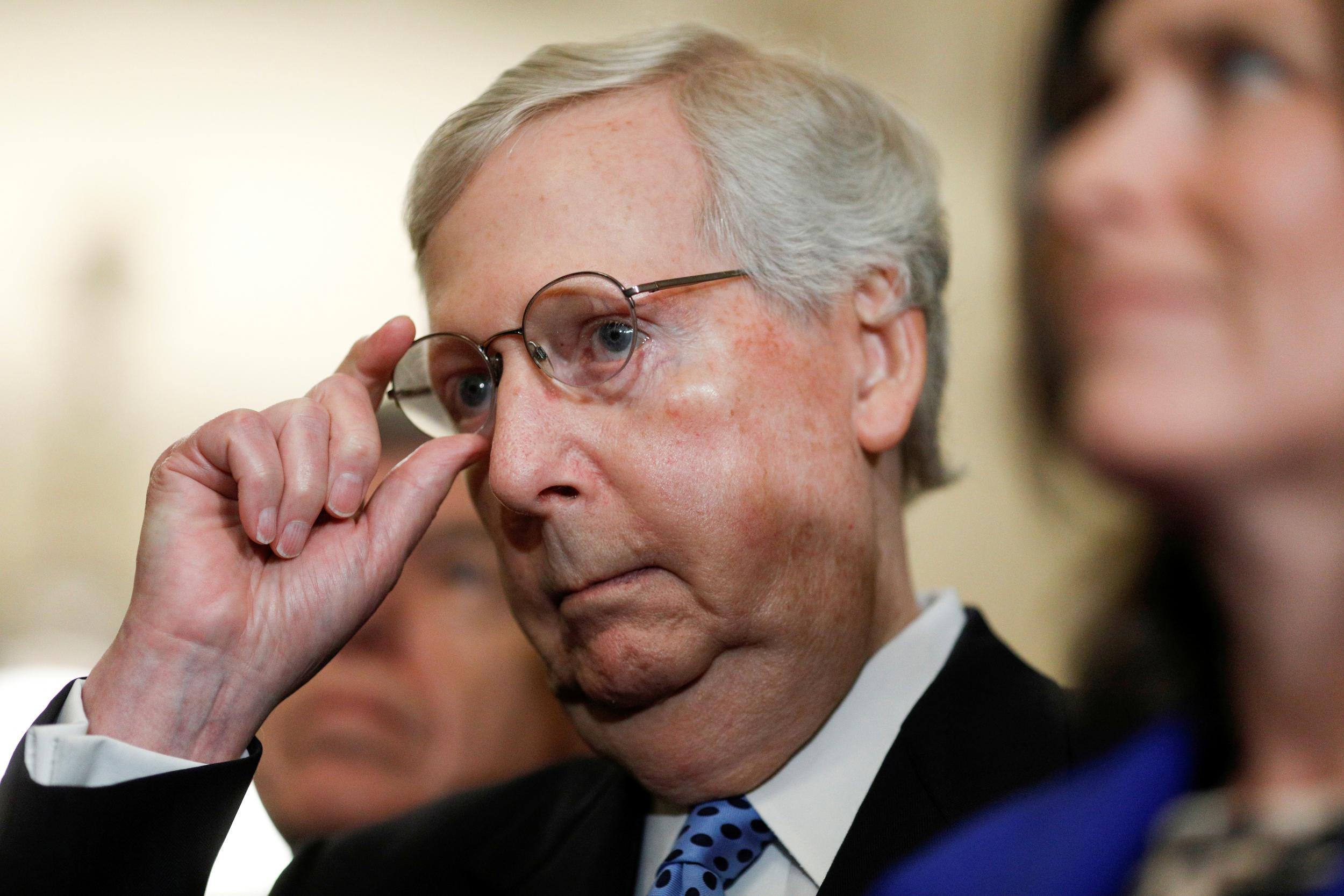 A premature obituary for the career of Mitch McConnell