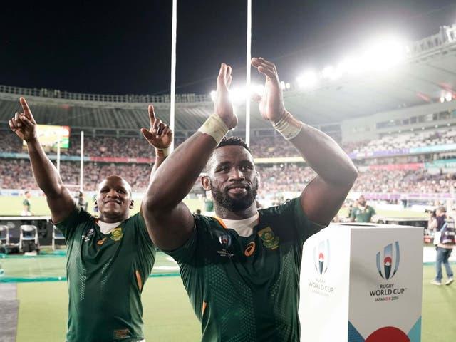 Siya Kolisi wants the Springboks to take inspiration from the previous great teams