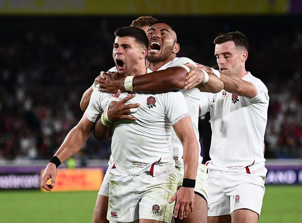 England delivered one of the all-time great Rugby World Cup performances to beat New Zealand