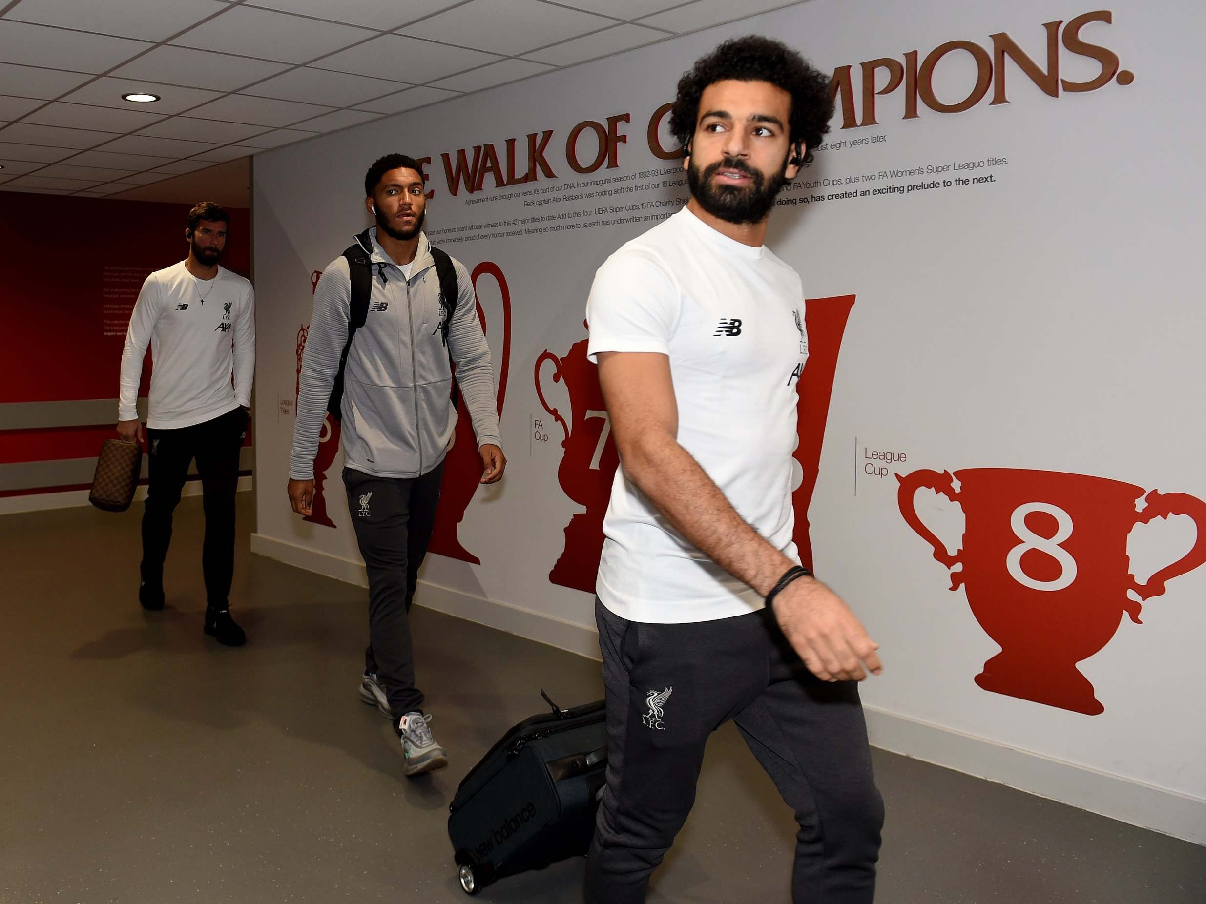 Liverpool vs Tottenham LIVE: Team news, build-up and updates from Premier League fixture at Anfield
