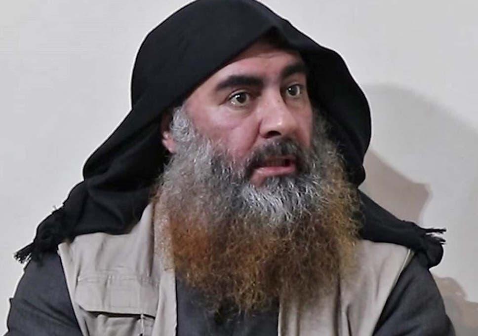 Resultado de imagem para abu bakr al baghdadi