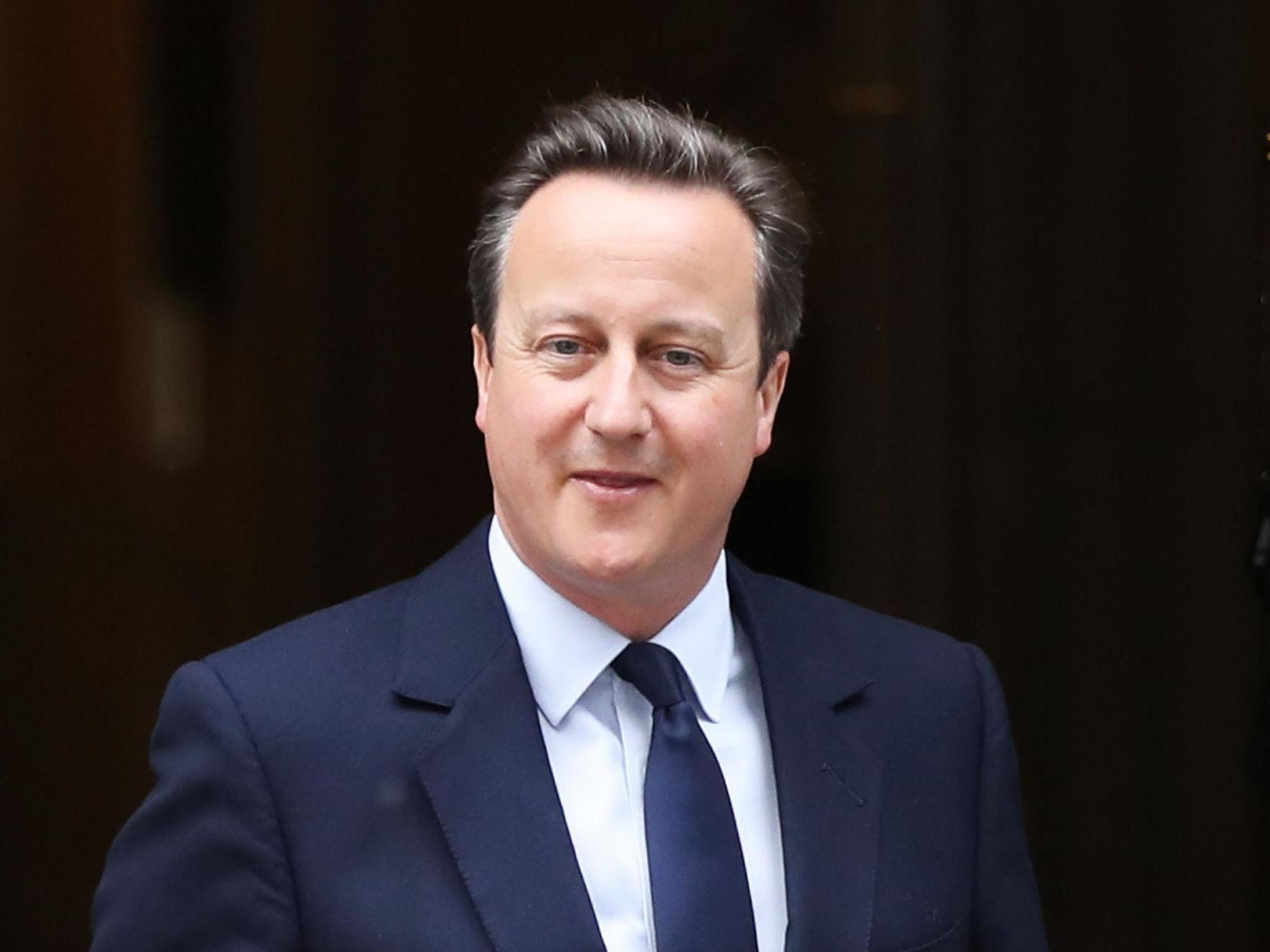 COP26: David Cameron 'turned down Boris Johnson offer to head UN climate summit'