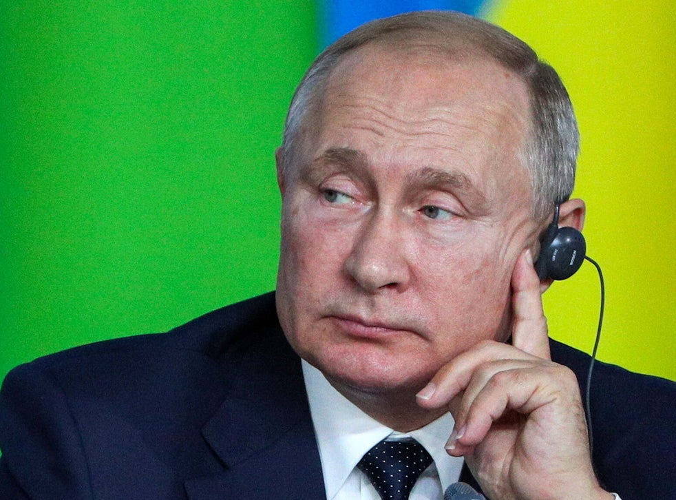 Putin Proposes New Laws Against Online Propaganda Of Drugs The Independent The Independent