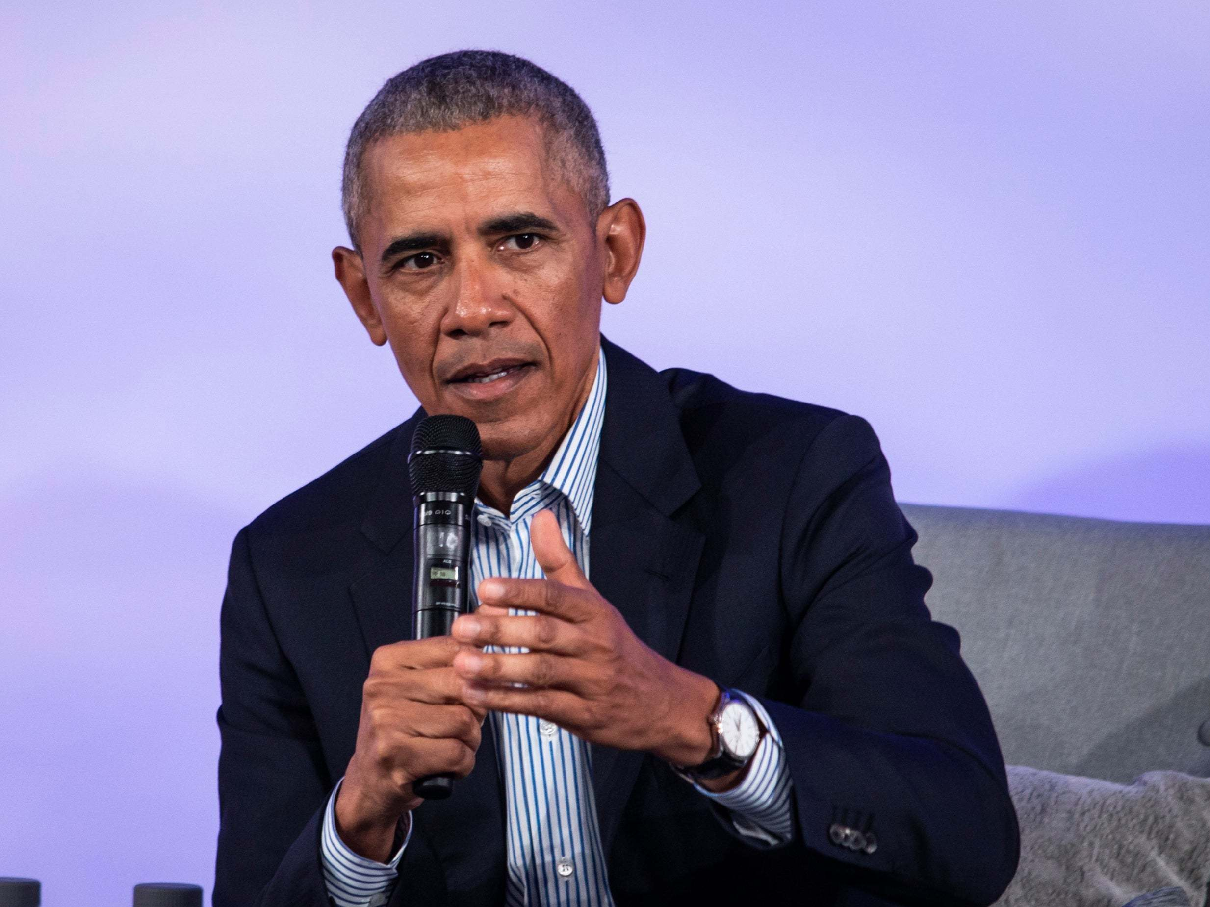 Barack Obama calls out cancel culture: 'That's not ...