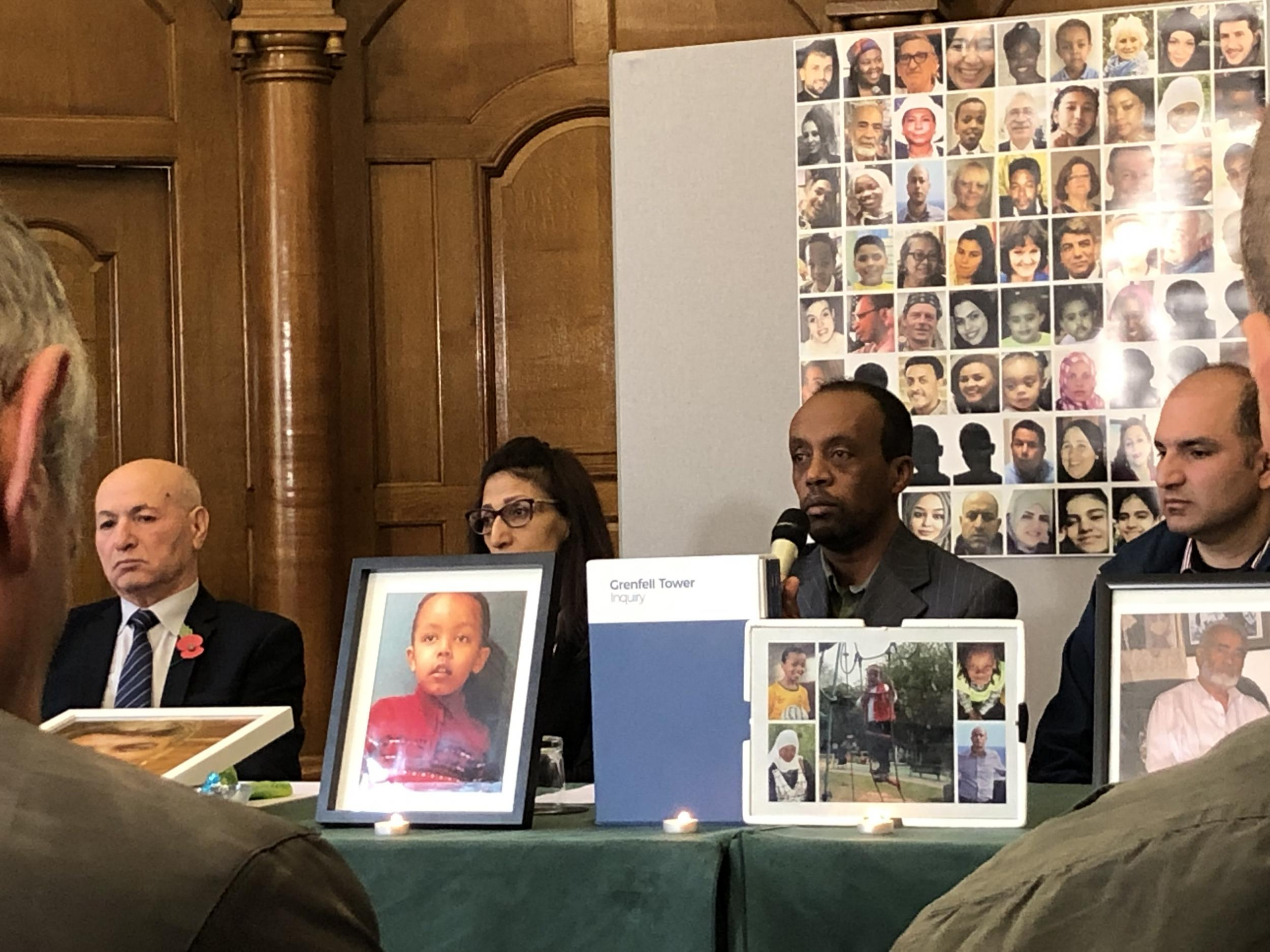 Grenfell survivors call for top fire brigade officers to be prosecuted after report finds 'stay put' advice cost lives