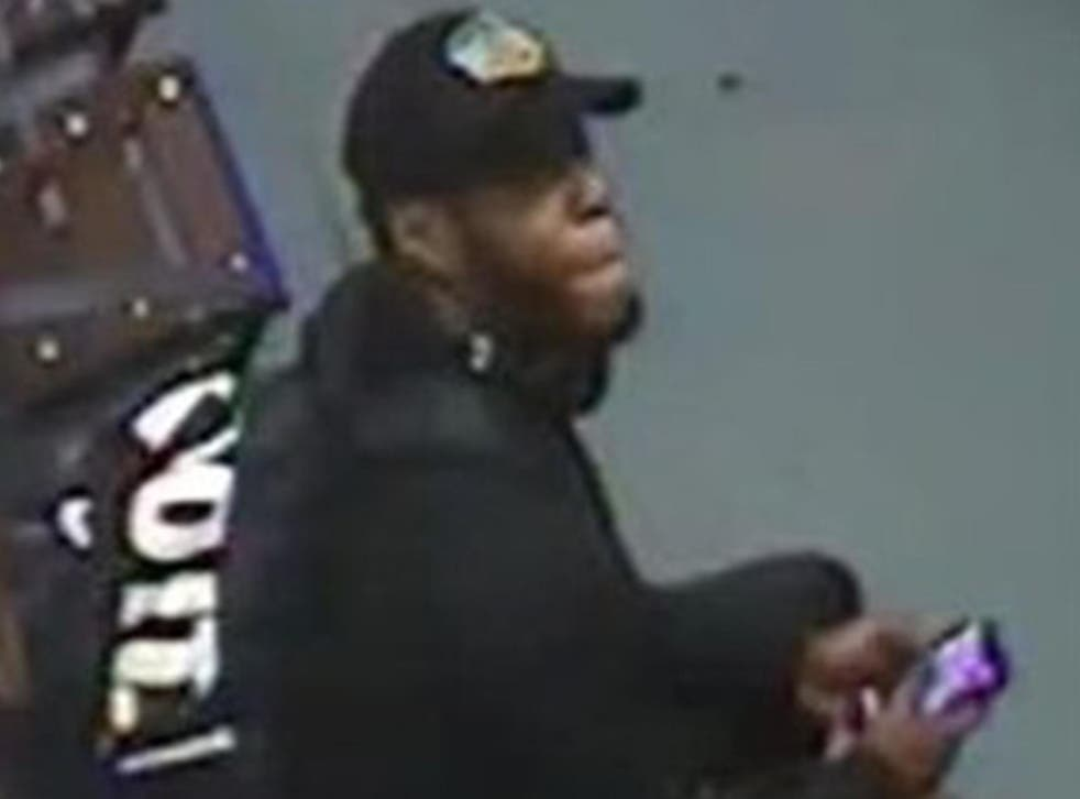 Detectives want to speak to this man about the theft of the rare violin