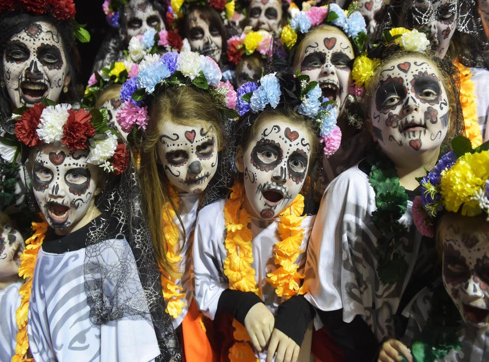 Derry is home to Europe's biggest Halloween celebration