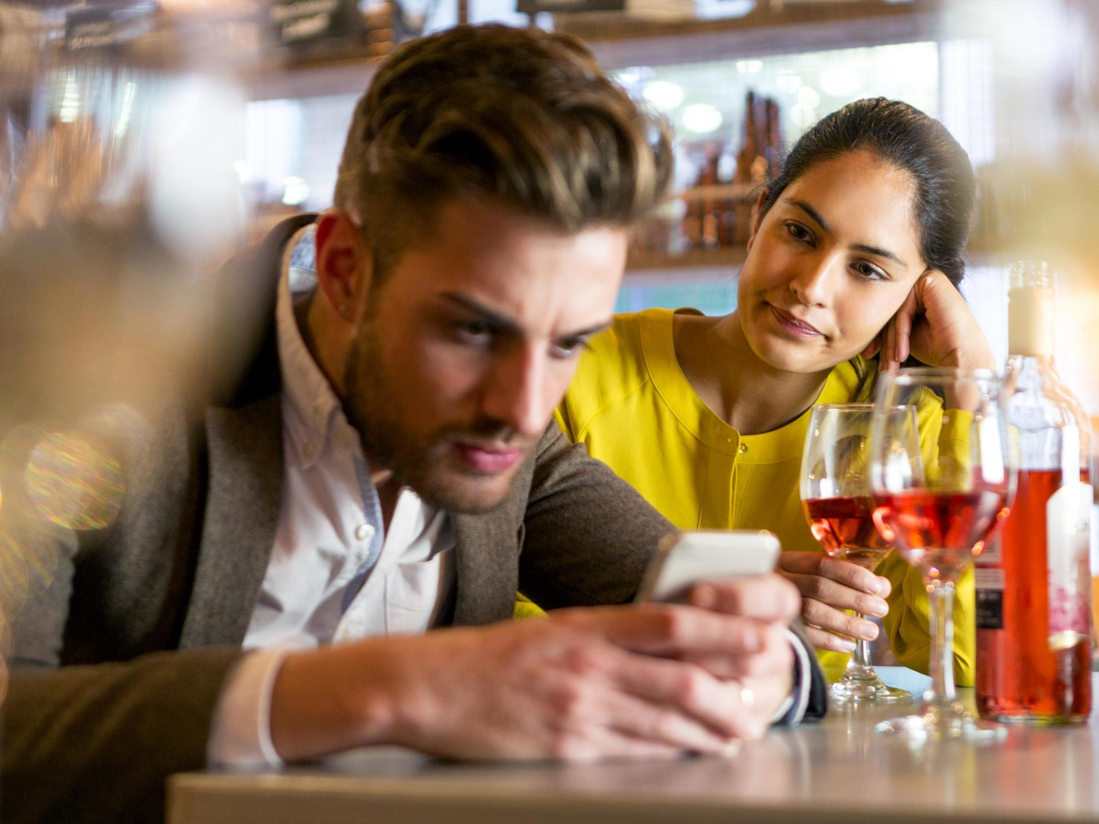 Seven in 10 adults think their partner ignores them on purpose, poll claims