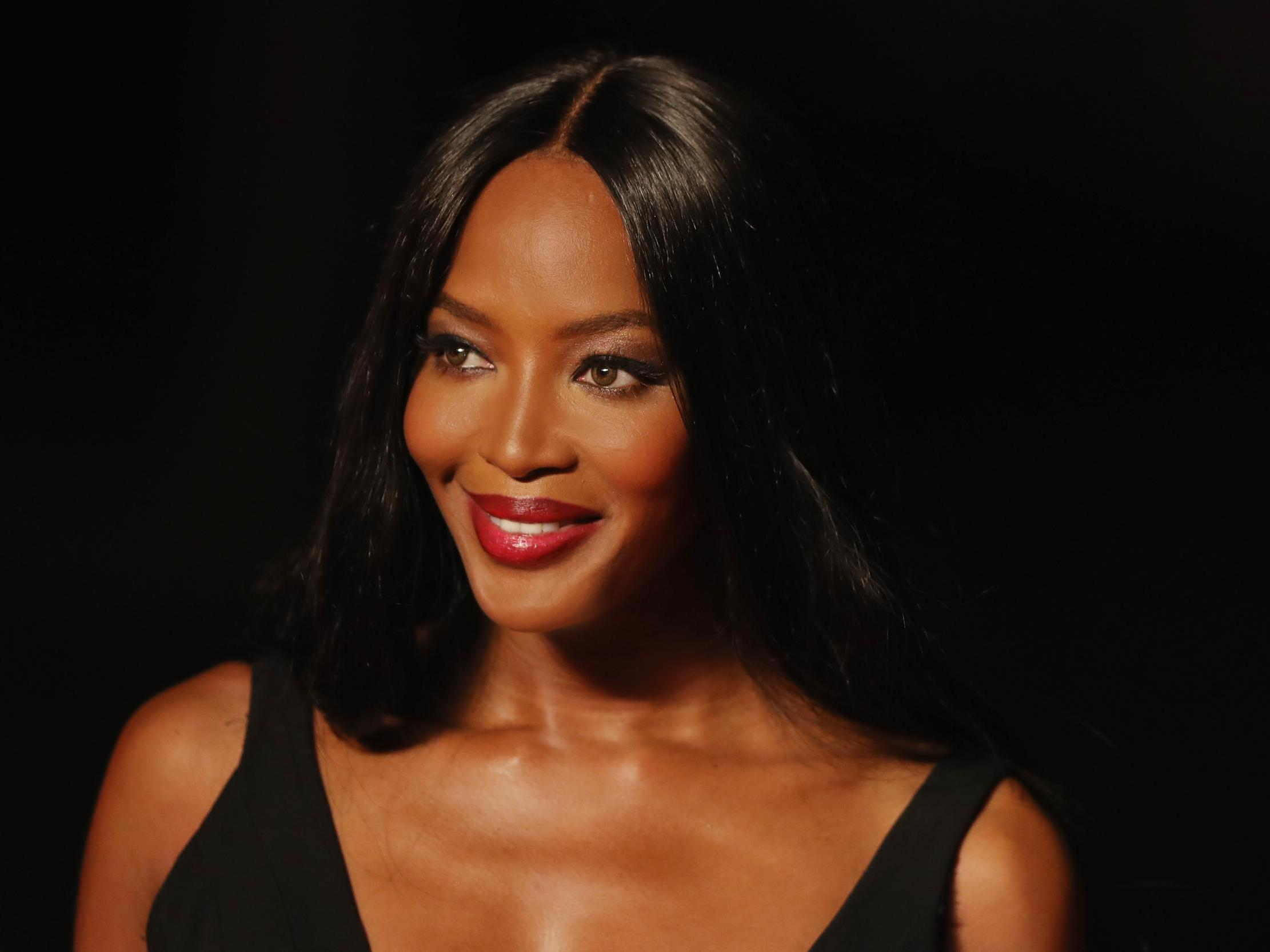 Naomi Campbell on being linked to Harvey Weinstein: 'Do me a f******…