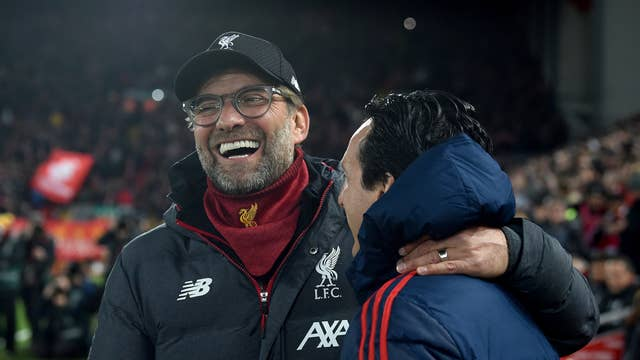 How Liverpool And Arsenal Entertained Enthralled And Made Football Fun Again The Independent The Independent