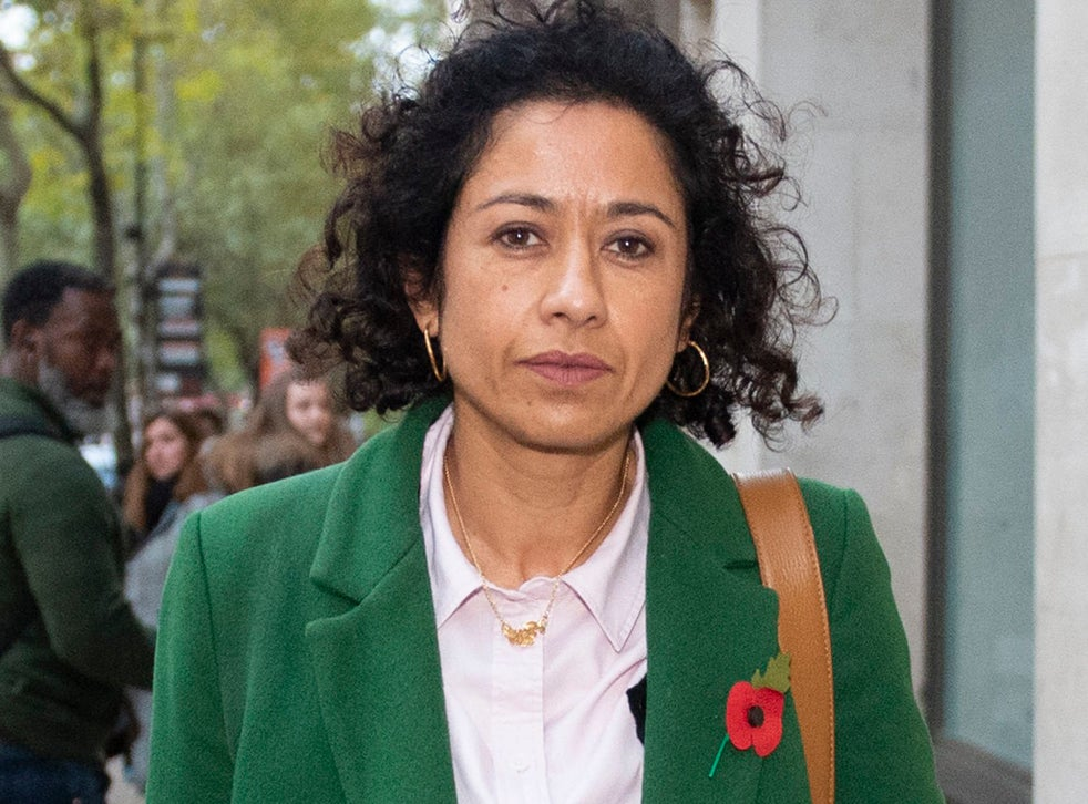 Presenter Samira Ahmed won an employment tribunal against the BBC, which showed she was paid £700,000 less than Jeremy Vine