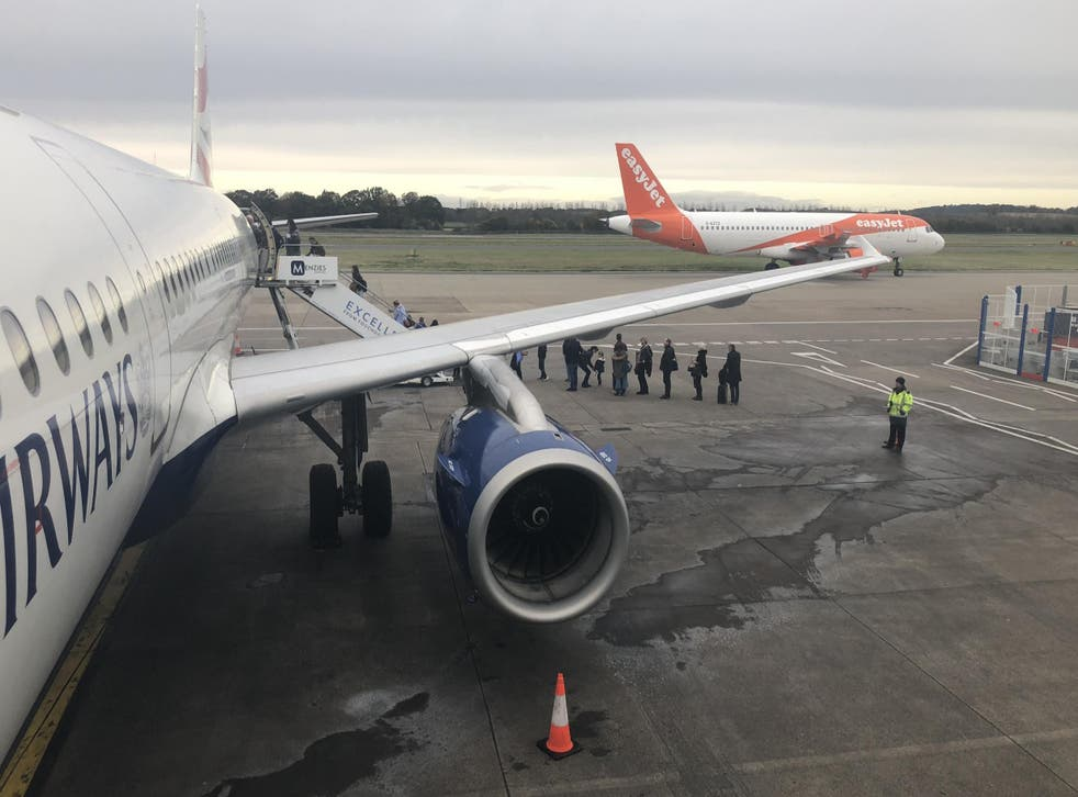 Summer boost: despite strikes and competition from airlines such as easyJet, BA's parent company made an average of £37 per passenger from July to September