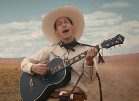 2. The Ballad of Buster Scruggs