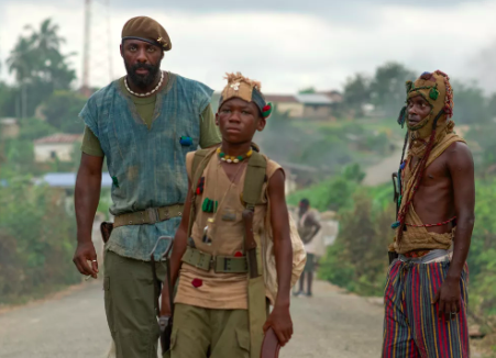 8. Beasts of No Nation