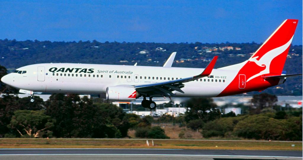 4. Qantas