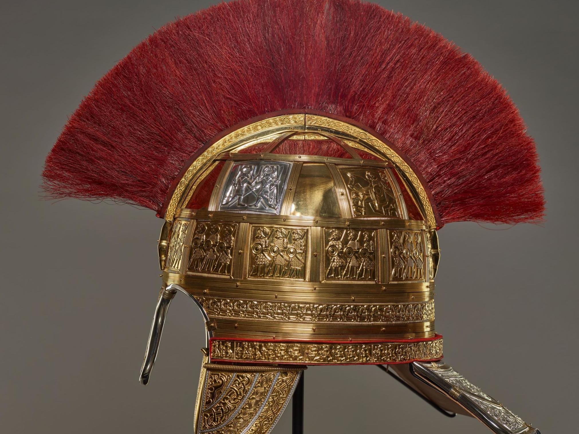 helmet.'