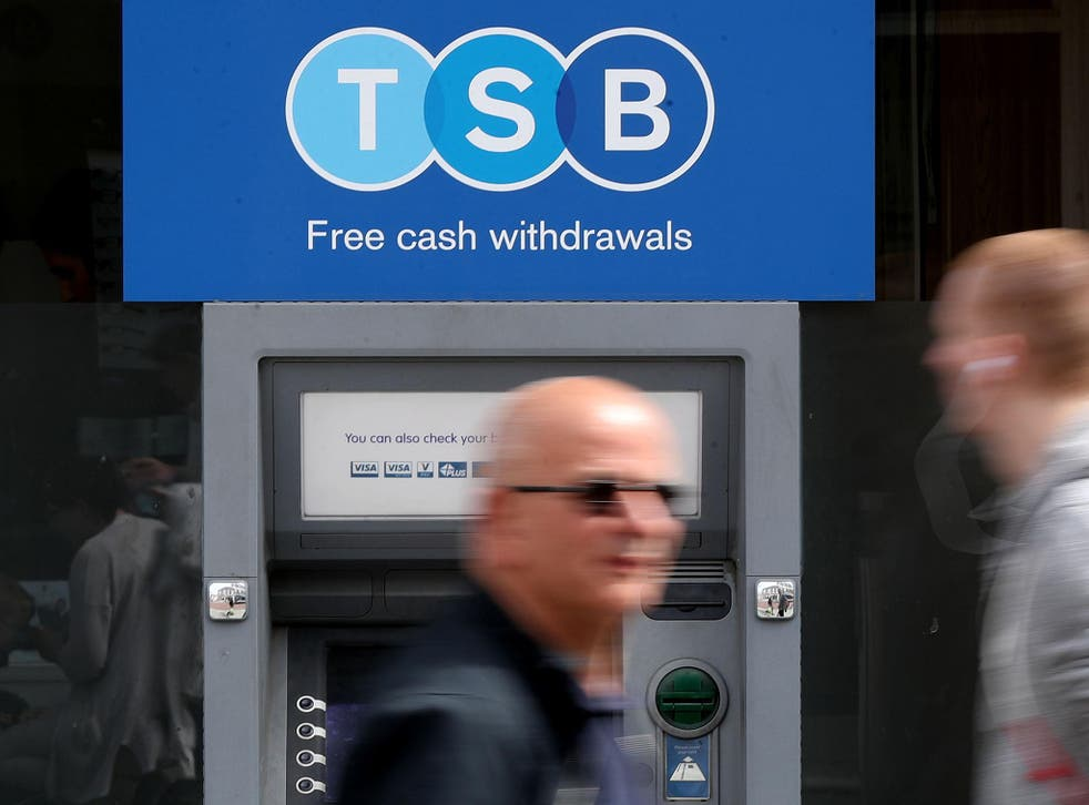 High street banks and building societies are still desperately trimming