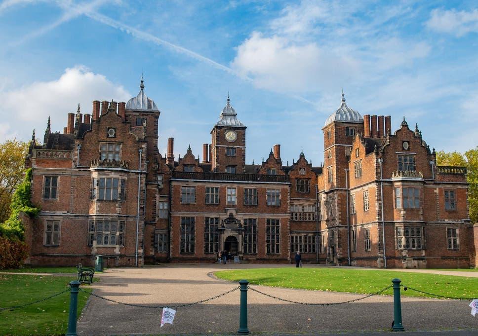 O Aston Hall em Birmingham é o lar de vários espíritos
