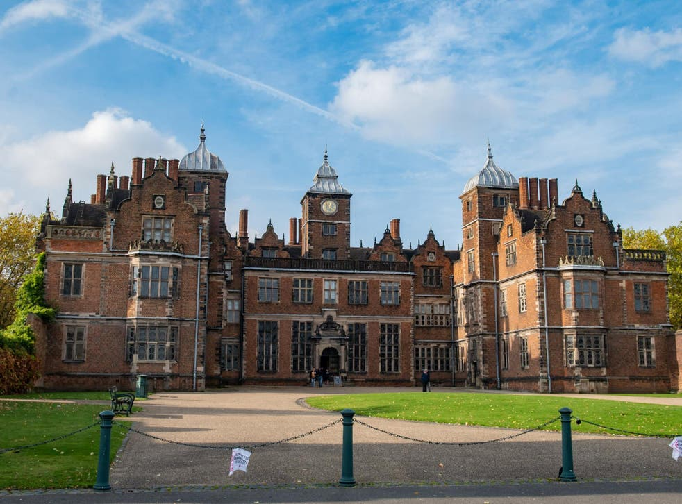 Aston Hall in Birmingham is reportedly home to several spirits