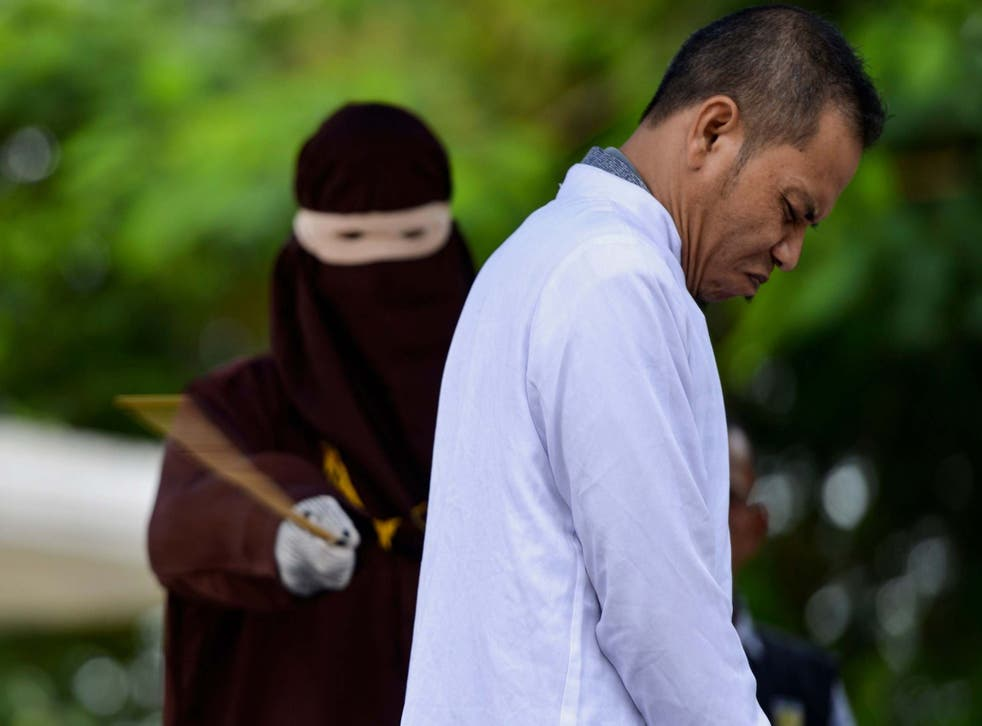 Aceh was given special status to introduce its own Islamic laws in 2005