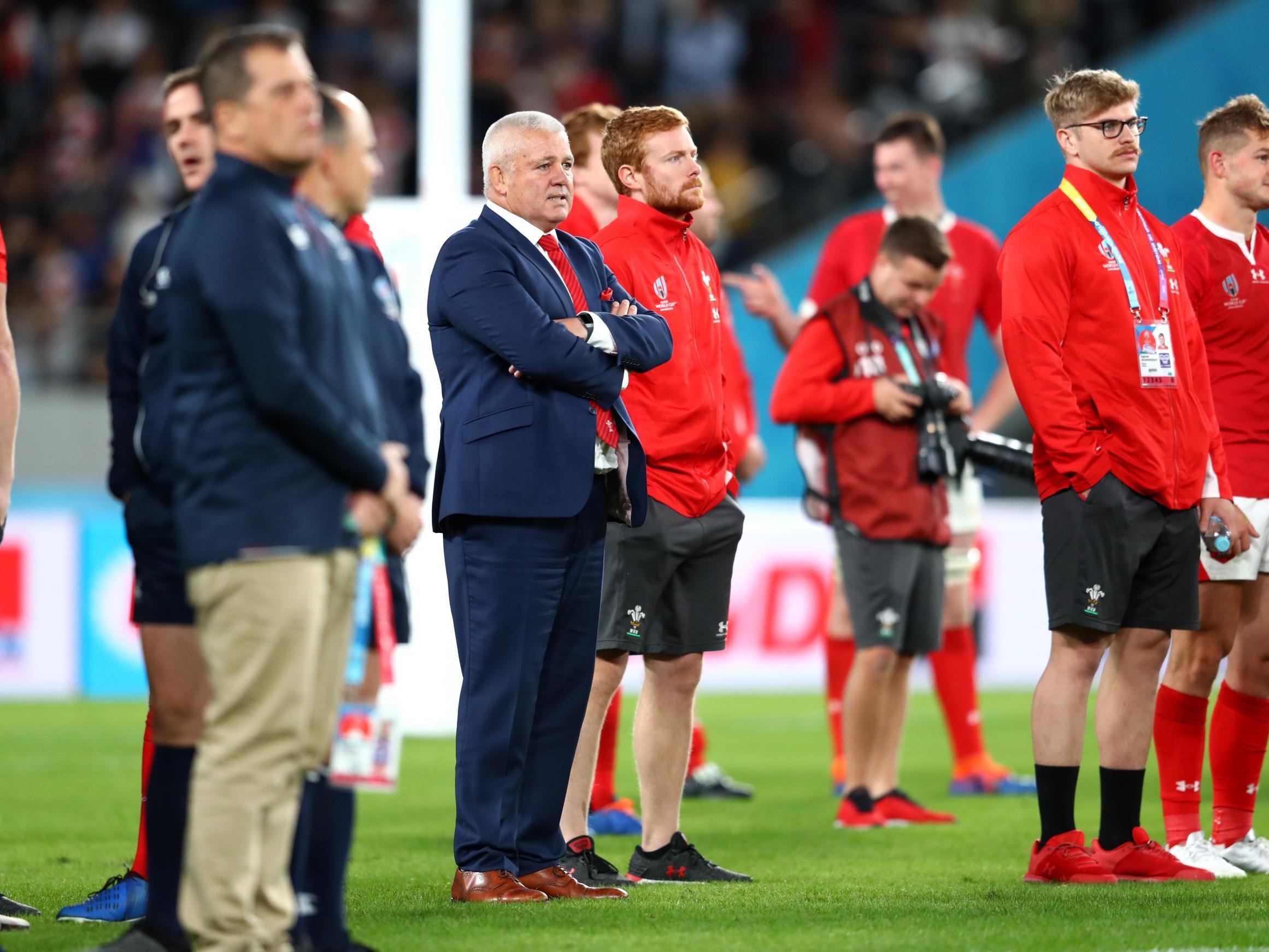 New Zealand vs Gatland: 'It would break my heart to see Welsh back in the doldrums,' says Warren Gatland