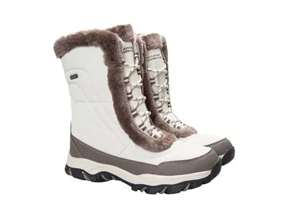 Best women's snow boots to keep your feet cosy, dry and warm   The  Independent