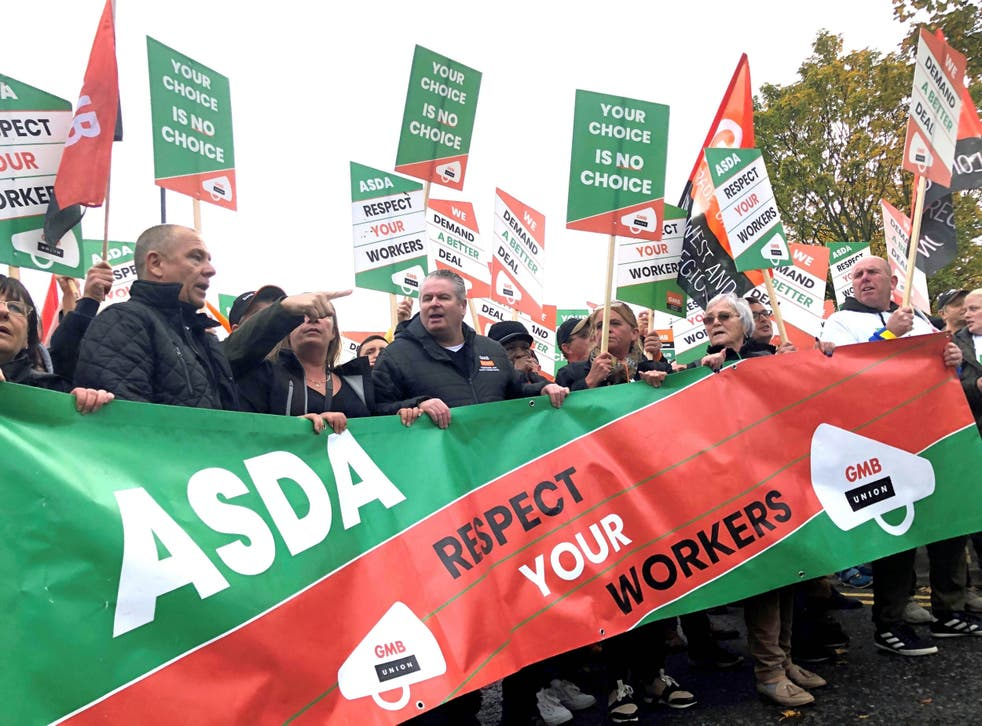 Workers on Asda's basic hourly rate will get a pay rise of 18p per hour