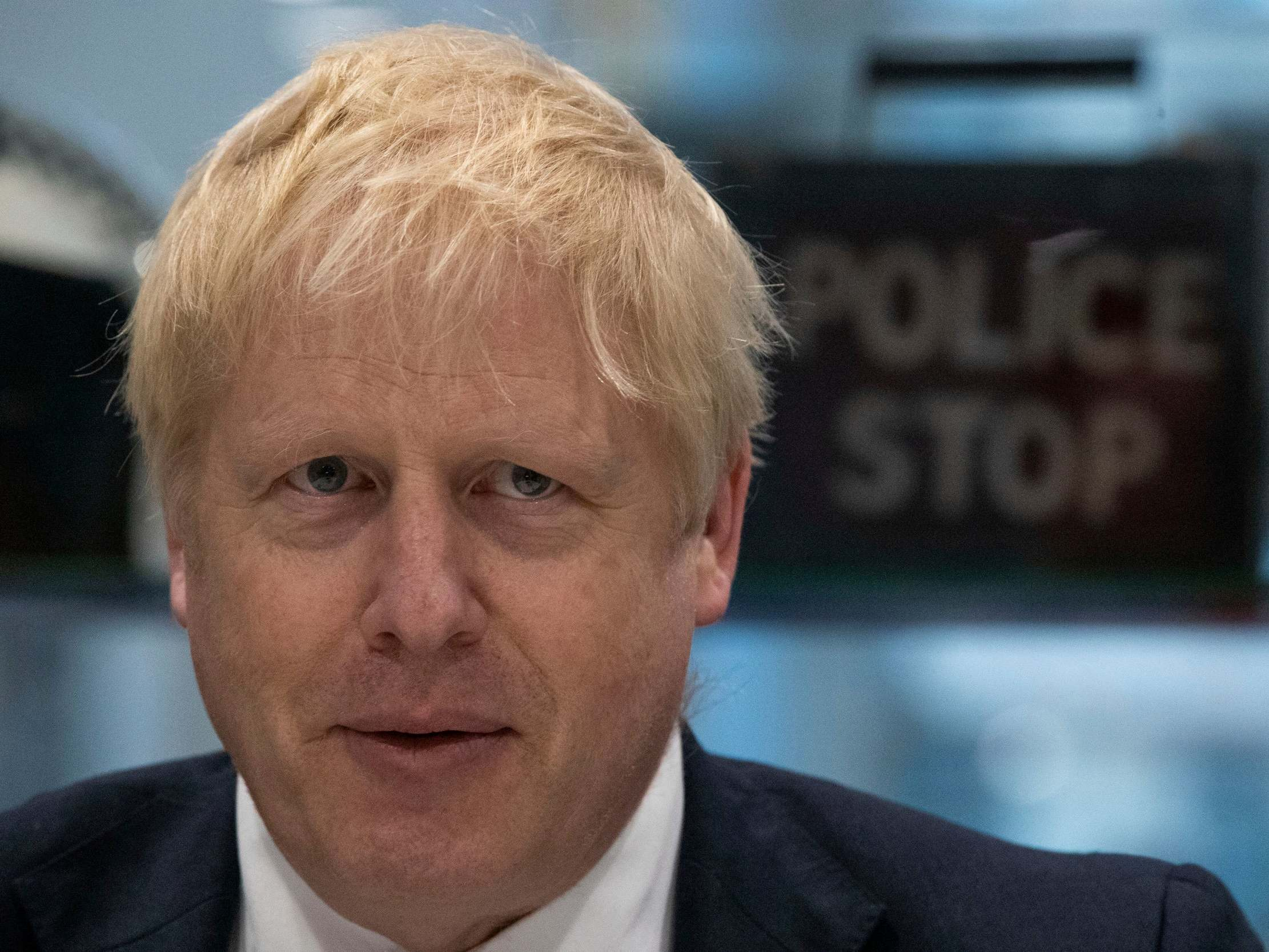 Boris Johnson news – live: Government accused of 'whopping untruths' over withheld Russian hacking report by former attorney general as PM faces Brexit Party battle