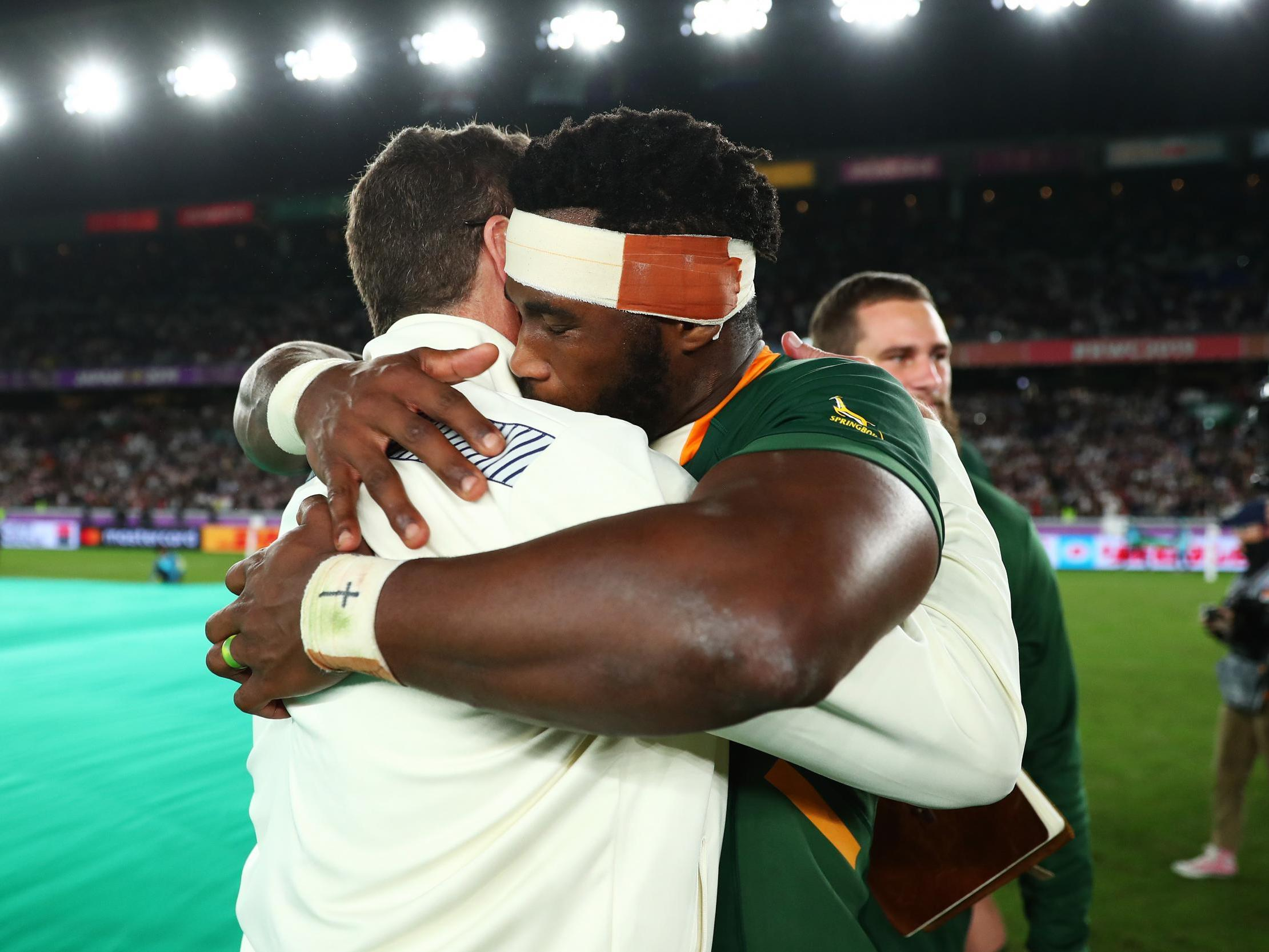 Rugby World Cup 2019: How Siya Kolisi's Springboks brought hope to troubled South Africa