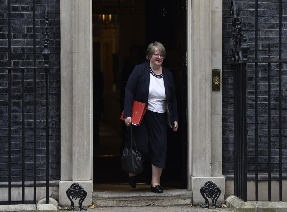 Work and pensions secretary Therese Coffey claimed Labour had failed to account for the cost of migrant benefits