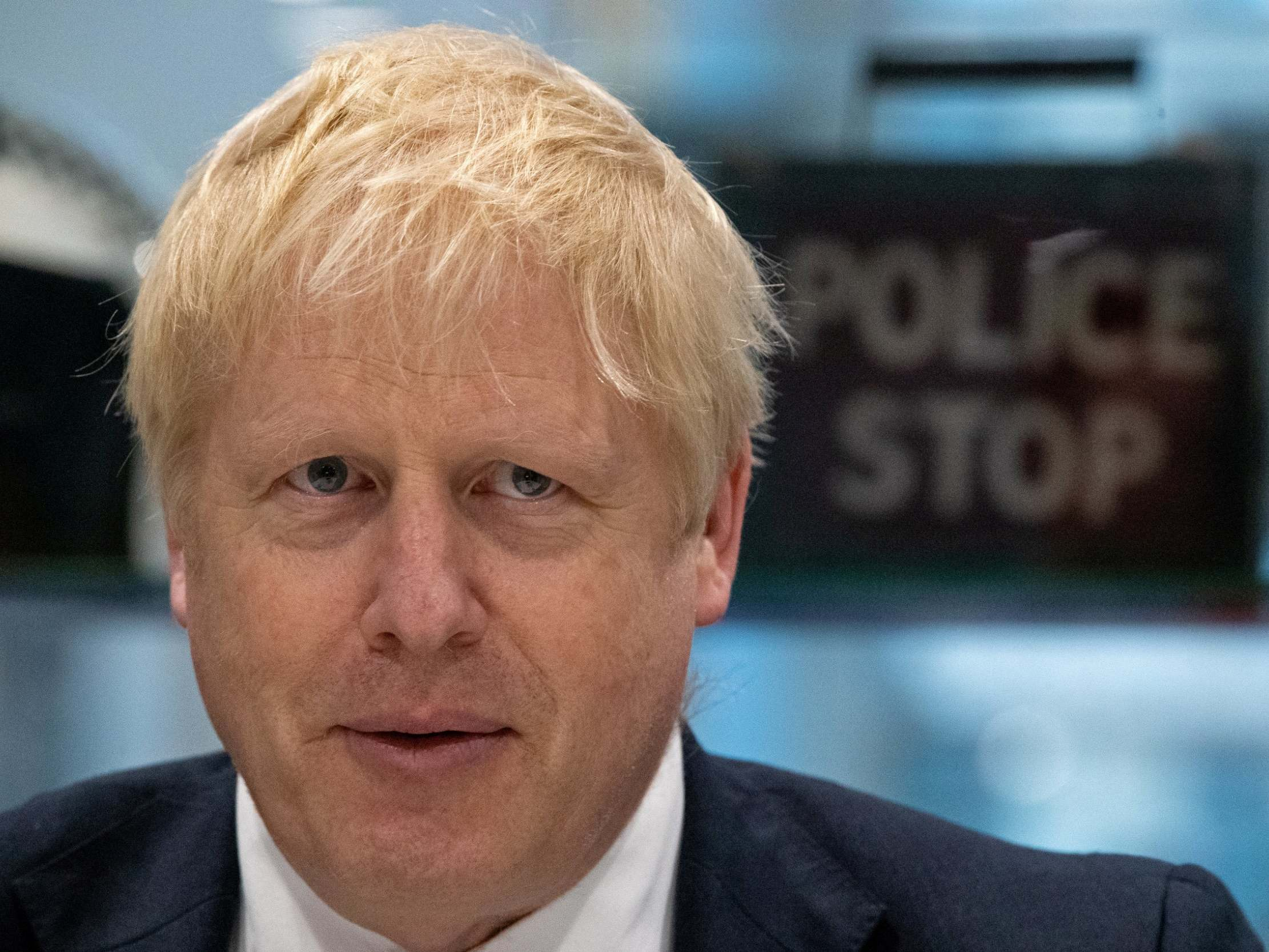 Boris Johnson news – live: Farage to reveal general election threat to PM as Labour 'allotment plot' claim emerges