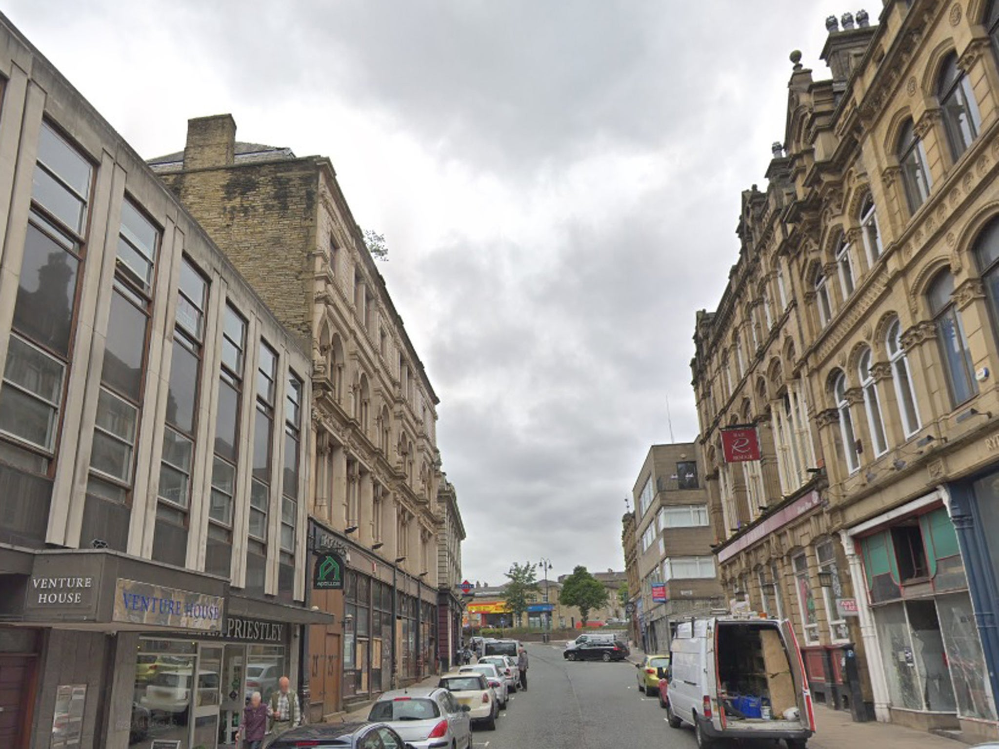 Murder investigation launched after woman dies after 'altercation' in Halifax town centre