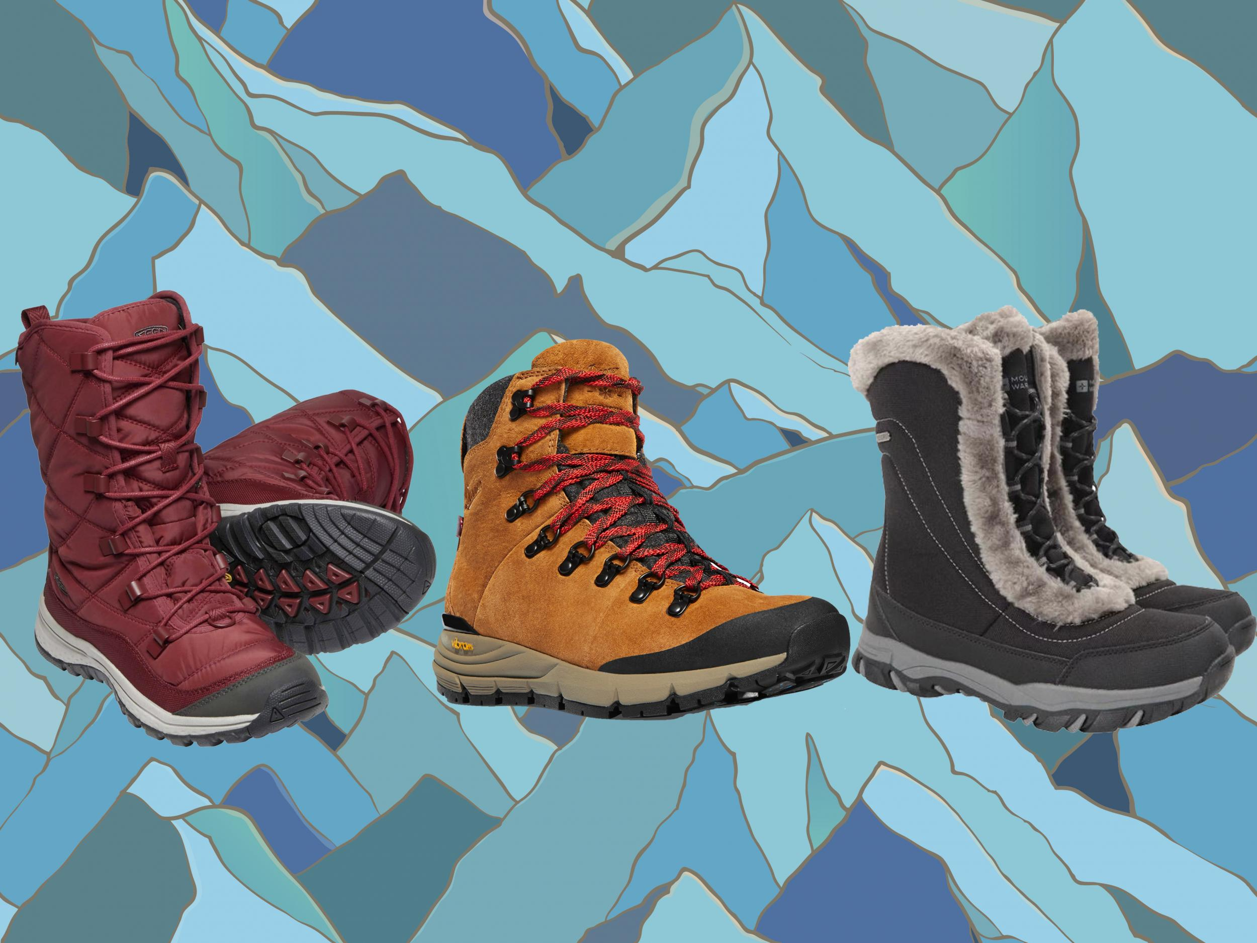 Best women's snow boots to keep your feet cosy, dry and warm