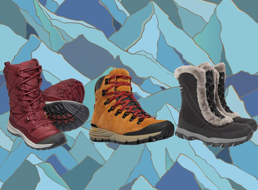 A good snow boot should be three things – warm, waterproof and grippy