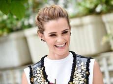 Emma Watson says she is 'self-partnered' rather than single