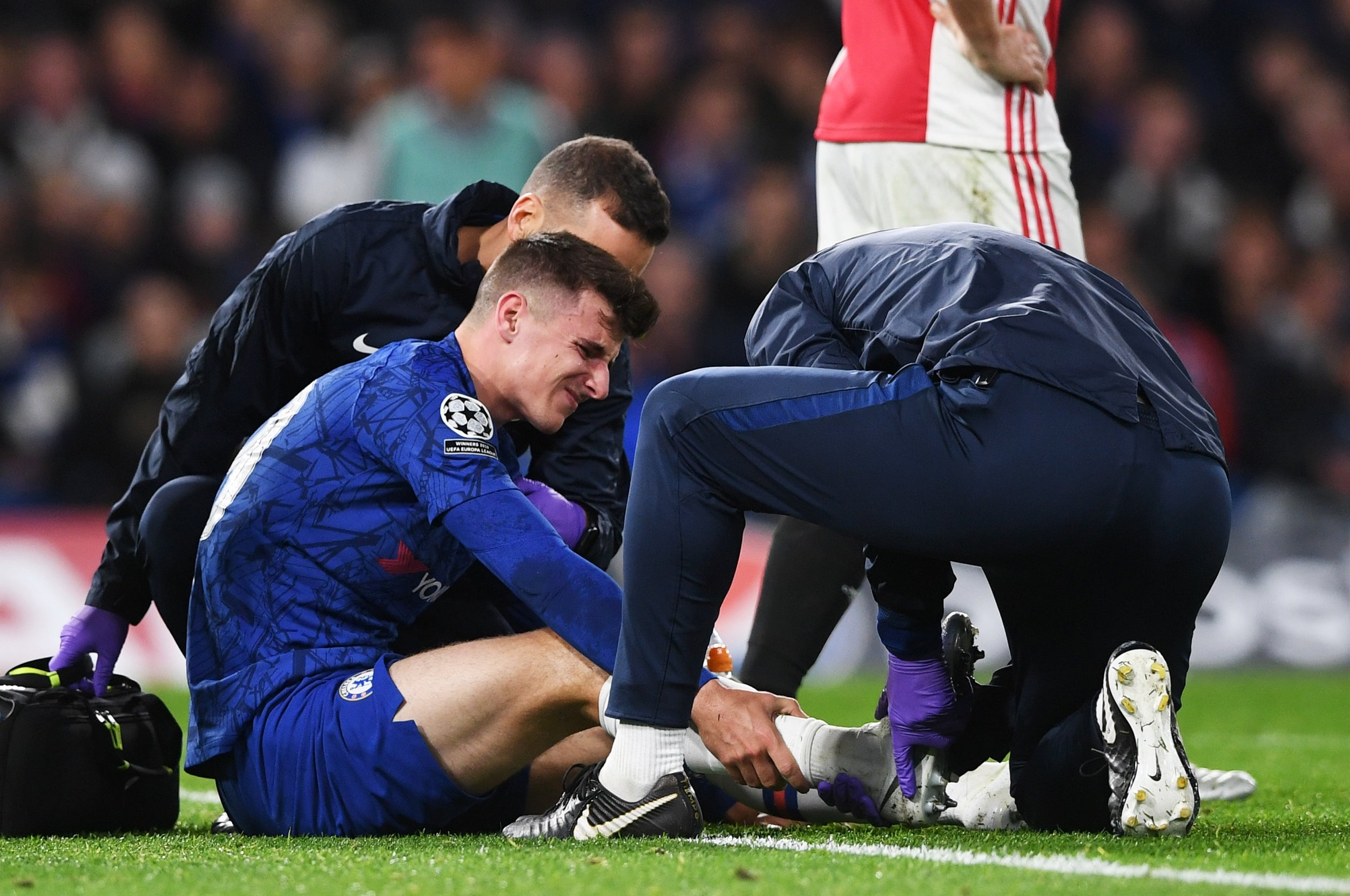 Mason Mount: Latest on Chelsea star's injured ankle | The ...