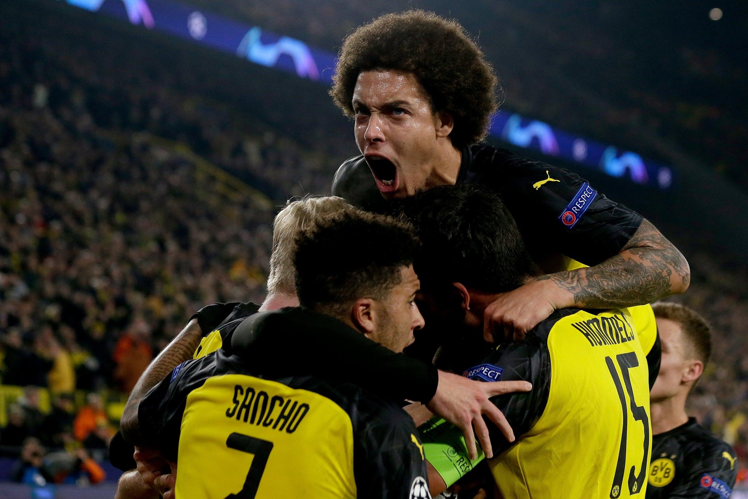 Borussia Dortmund vs Bayern Munich team news: Mats Hummels and Axel Witsel to make returns