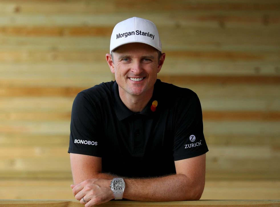 Justin Rose is aiming for a third successive Turkish Airlines Open title