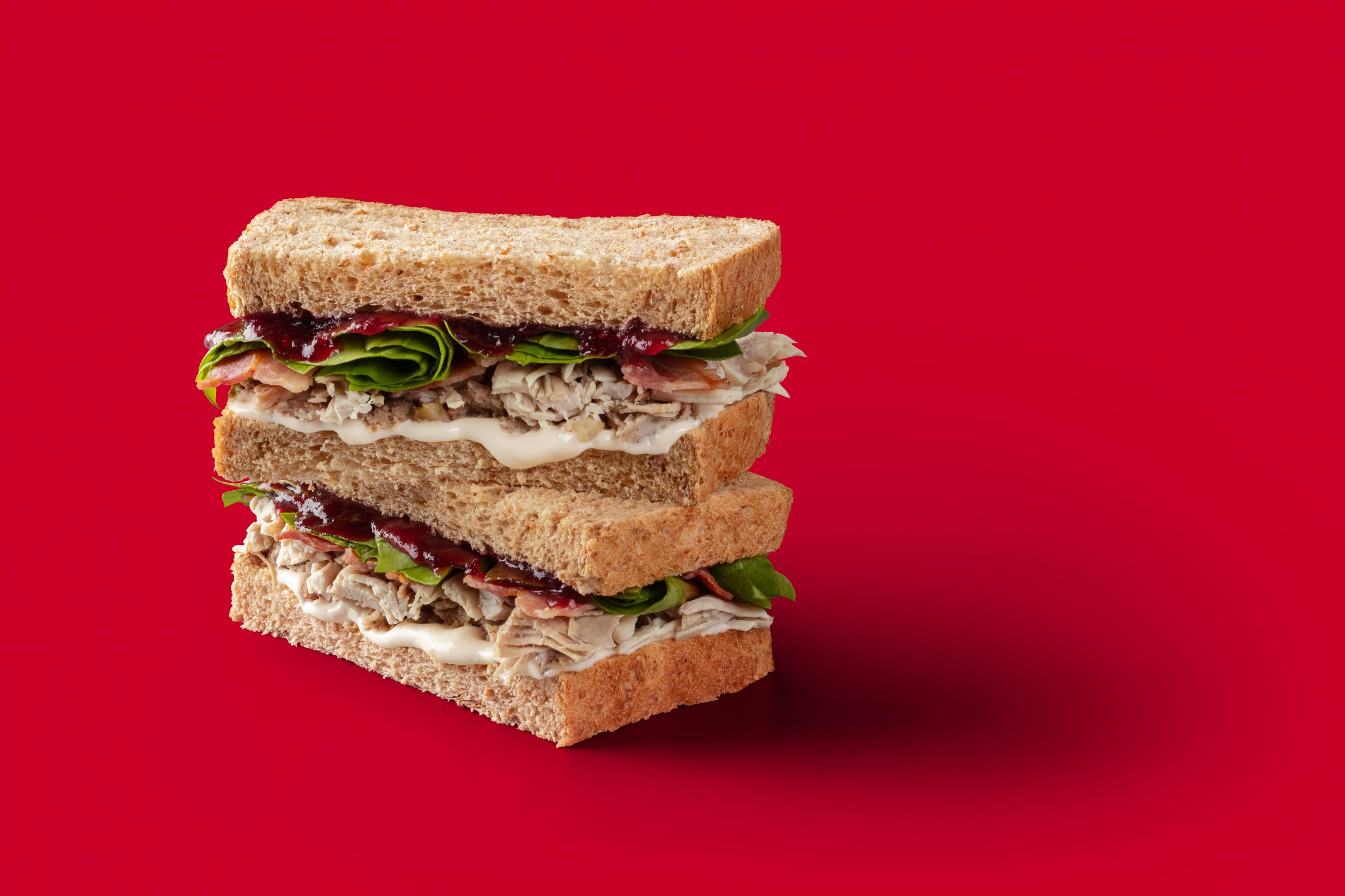 Christmas Sandwiches Compared Pret A Manger Vs Starbucks