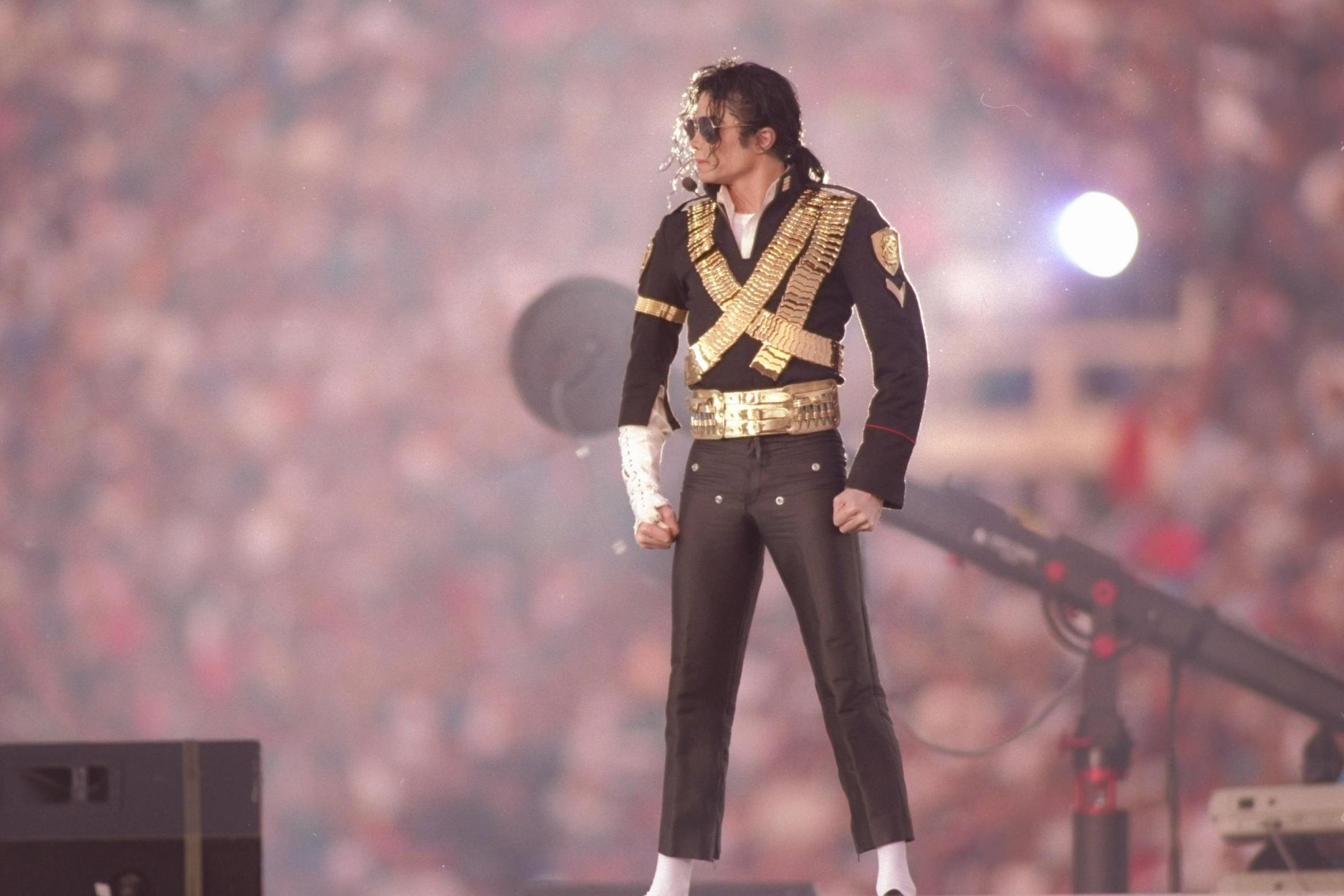 Socks worn by Michael Jackson during his first moonwalk expected to fetch $1m at auction