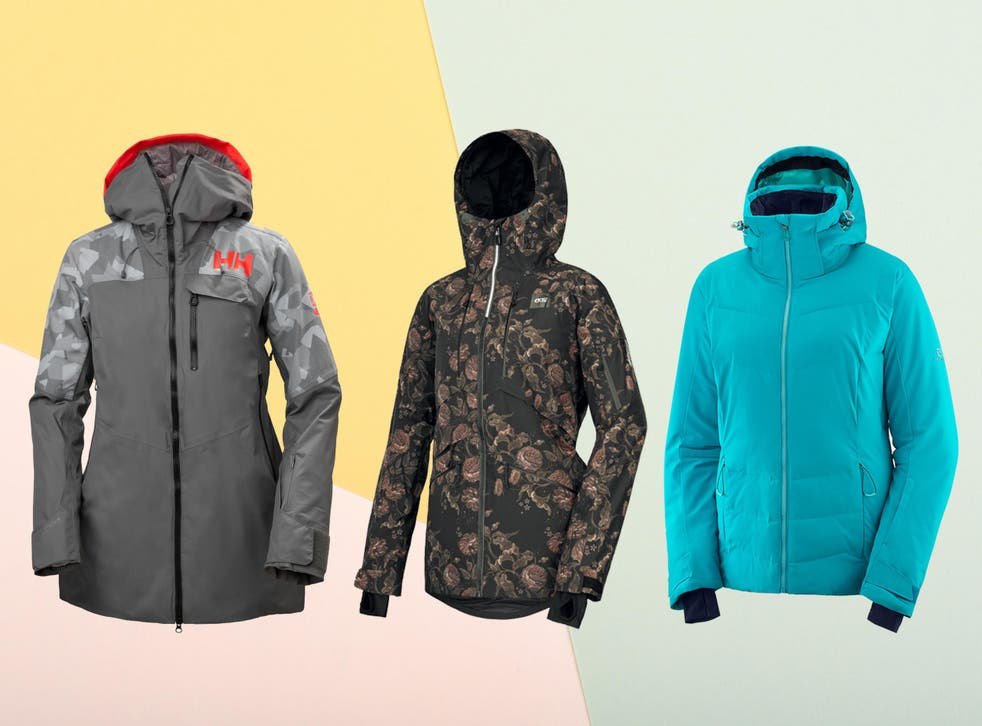We recommend choosing a jacket with certain key design features, such as a snow skirt, which does up snugly around your waist to stop any snow getting in if you do fall over