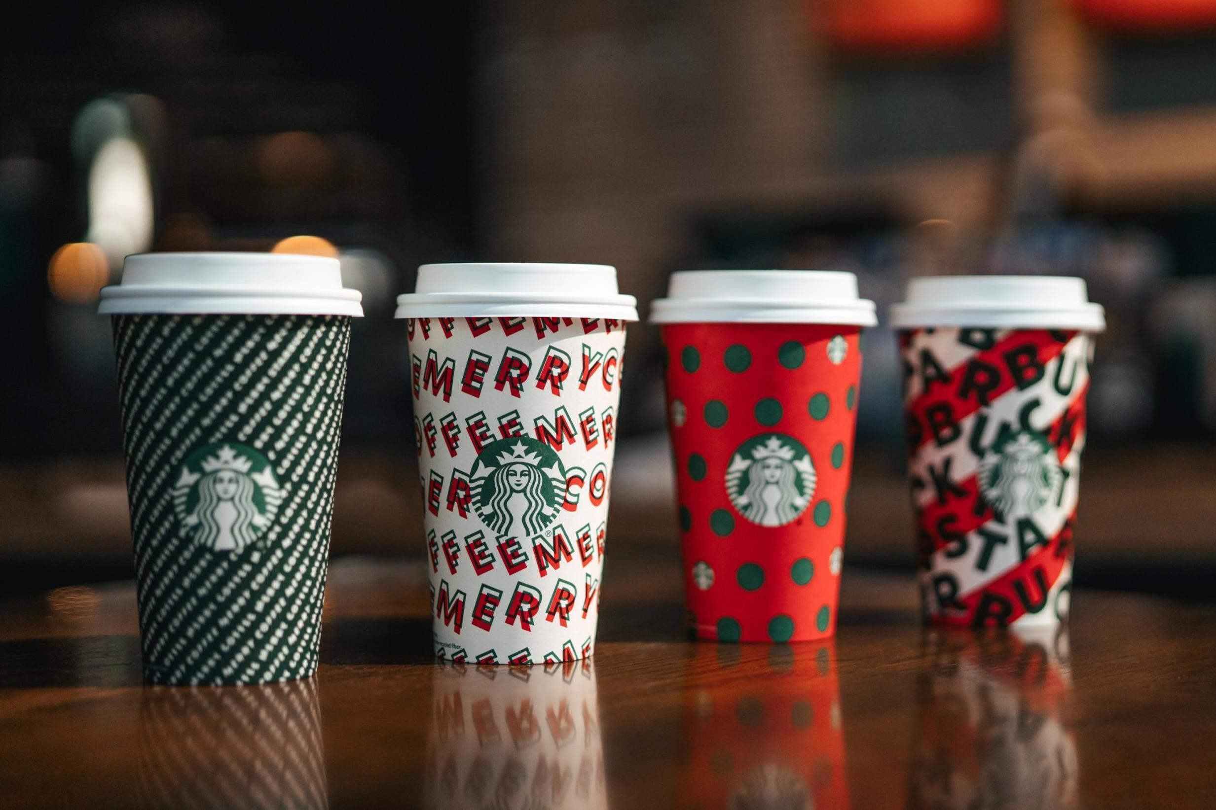 Starbucks unveils 2019 holiday cups and offers free
