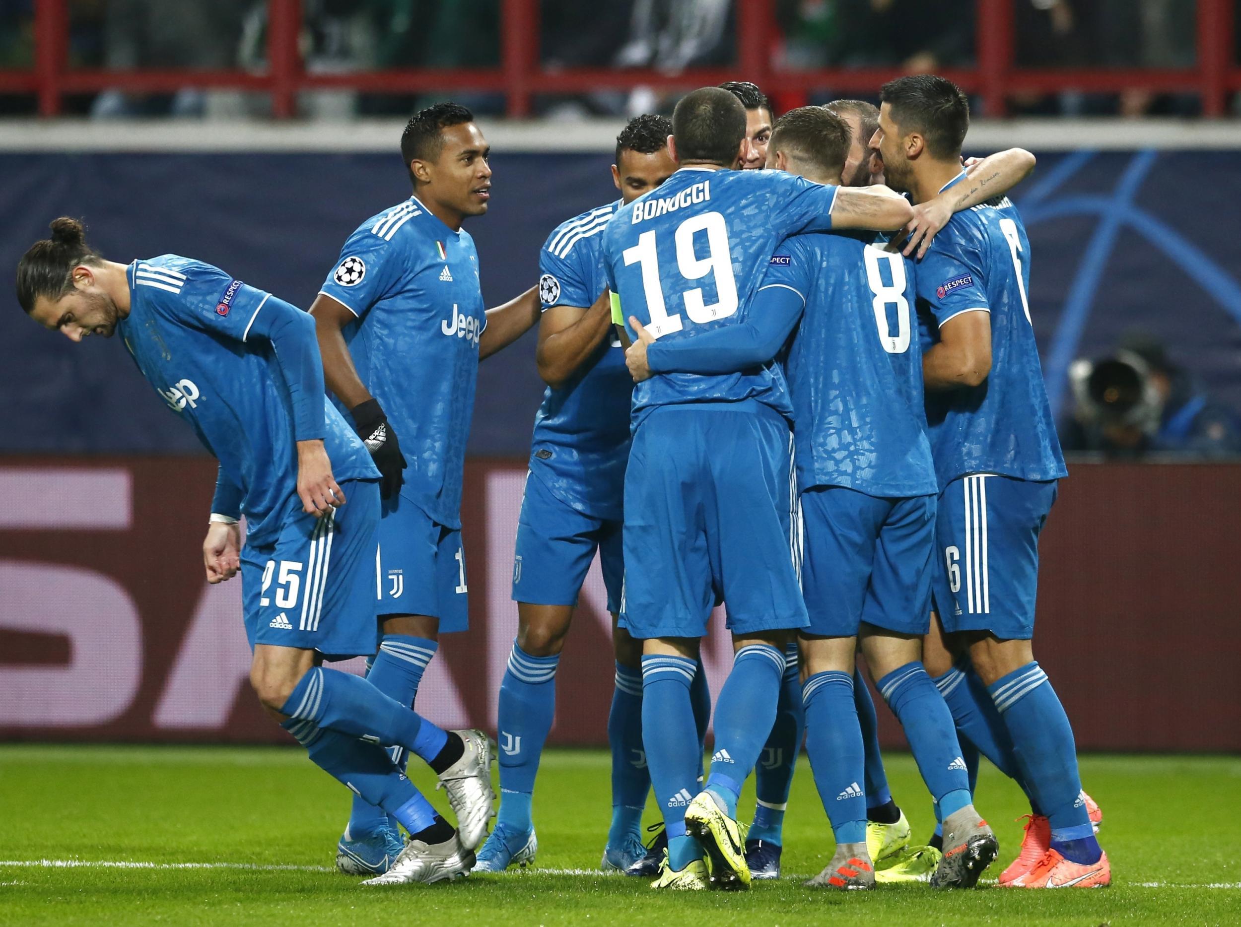 Lokomotiv vs Juventus LIVE: Score, goal updates and latest as Cristiano Ronaldo stars in Champions League