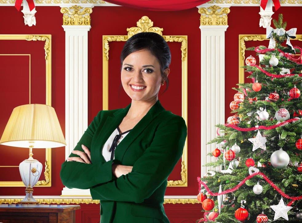 'Crown for Christmas' is a 2015 Hallmark movie starring Danica McKellar