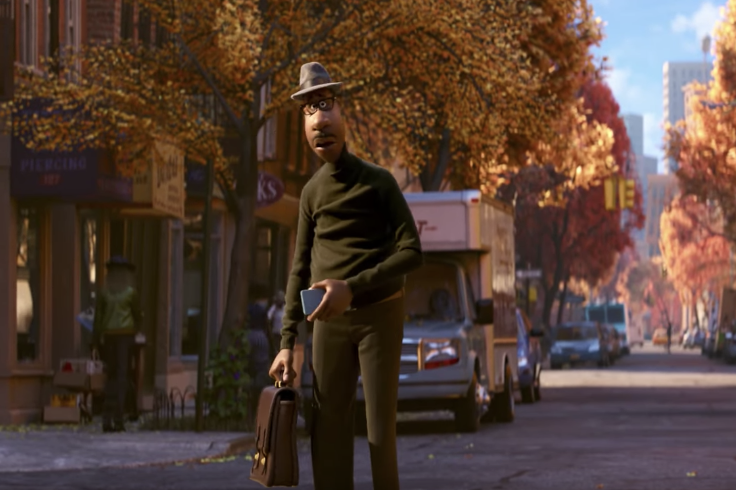 Soul: Pixar unveils emotional first trailer for film starring Jamie Foxx and Tina Fey