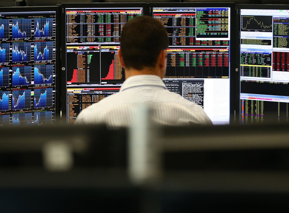 Traders work long hours and burnout is common